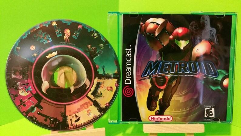 Metroid Nester DC port NES original