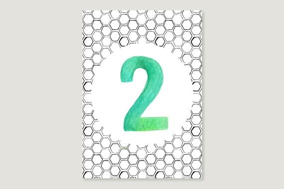"""Postcard: """"Two"""""""