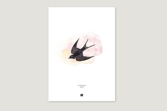 "Art Pressure/Fine Art Print: ""Swall.Klecks"""