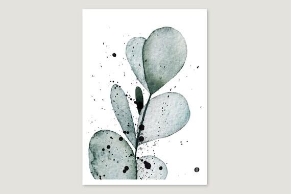 "Art Pressure/Fine Art Print: ""Eucalyptus.Gross"""