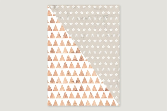 "Gift wrapping paper: ""Stars.Forest"""