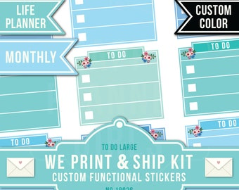 To do Functional Stickers, To do Planner Stickers, To do Stickers, Erin Condren To do Planner, Erin Condren Functional Stickers, 18026