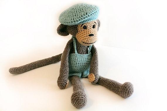 Pin by Shirley Becker on amurugumi | Crochet monkey, Crochet toys ... | 380x570