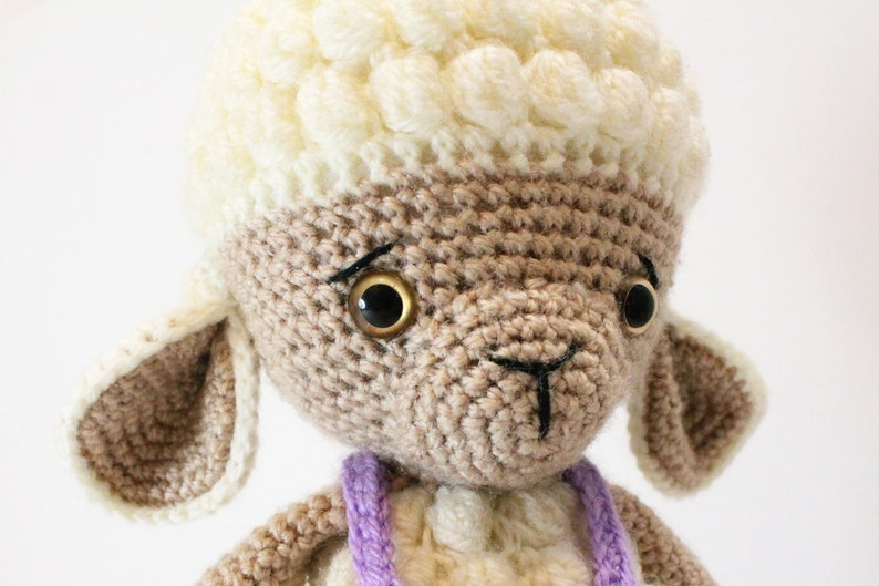 Fabric anime eyes for amigurumi and dolls | Crochet doll tutorial ... | 529x794