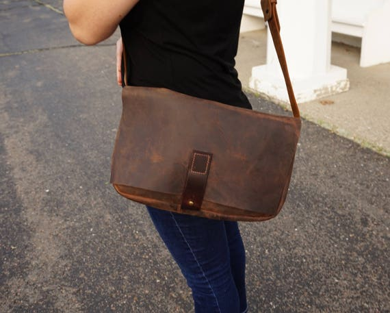 0177a8d6af Leather satchel women leather messenger bag women