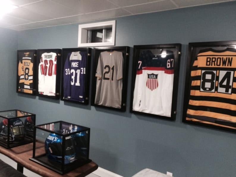 Jersey Display case Hockey Jersey Display case Football  575284cba