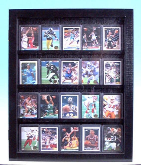 90f53cf2232 Baseball Sportscard Display Case Card Display Case 20