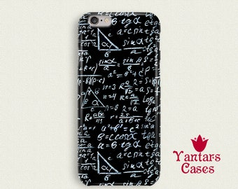 Mathematics phone case iPhone 8 case iPhone 7 case Iphone 6 case Cute iPhone 6 Plus case iPhone 7 Plus Teachers iPhone X case iPhone 5 case