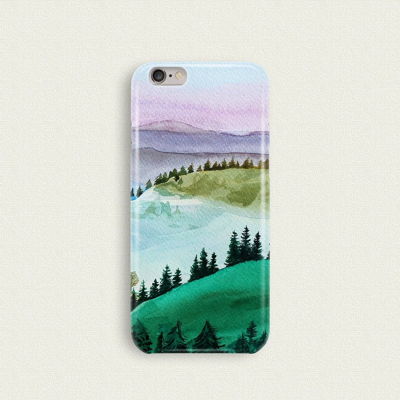iphone 8 case landscape