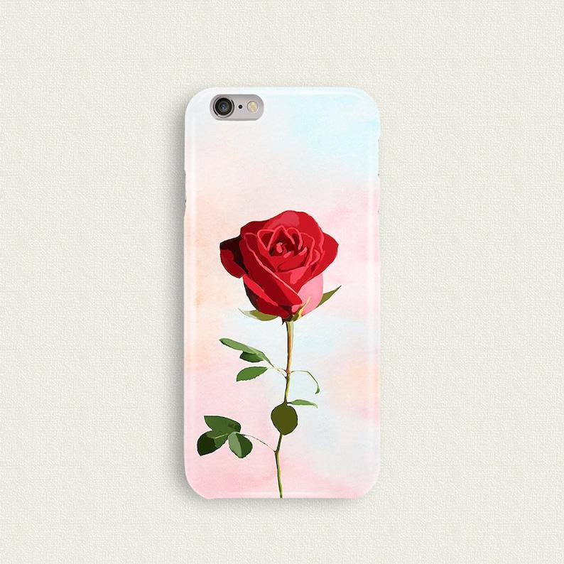 roses iphone 8 case