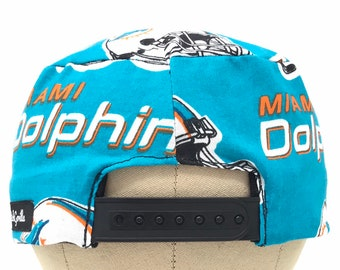 b95ee955be2f9 ... miami dolphins snapback scrub hat mens dolphins football surgical hats  skull caps chef cap surgery chefs