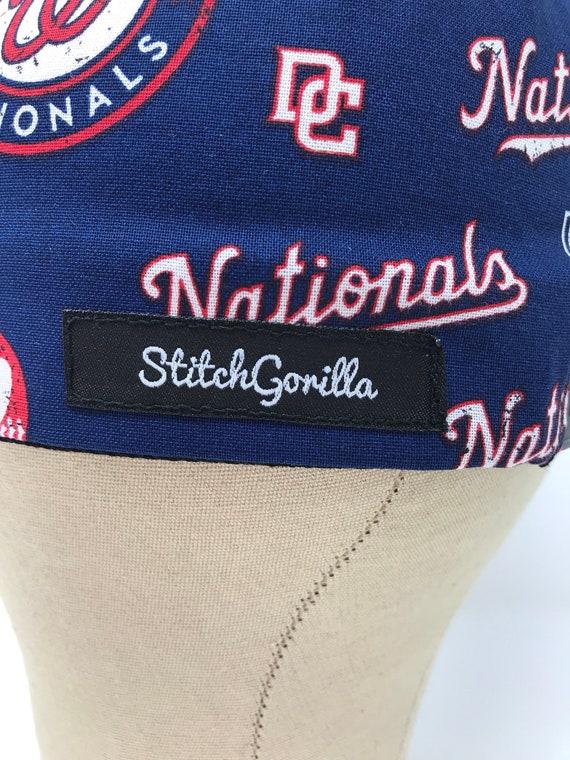 Washington Nationals SNAPBACK Scrub Hat Men s  Nationals  cc1448a61f91