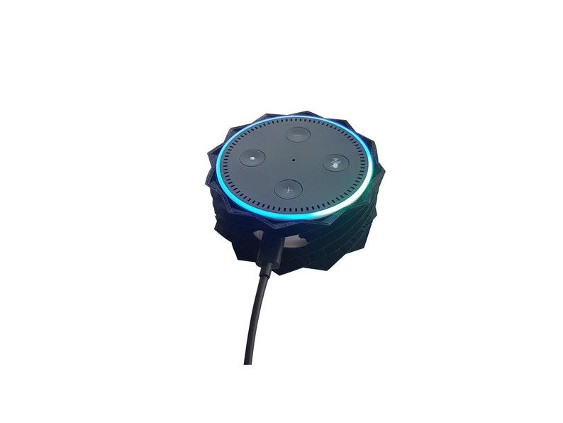 Amazon Echo Dot 2nd Generation Wall Mount image 0