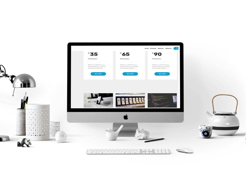 Beauty Website,BusinessPortfolioBlogpages 4 Mobile Friendly 4 Pages Web Design Custom Wordpress Website Chic Website