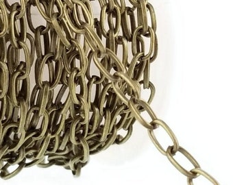 bulk cable chain unsoldered bulk steel chain bulk silve chain 90 ft spool  Silver Plated round cable chain 2.6X3.9mm