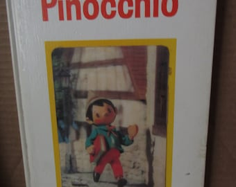 Pinocchio A Puppet Storybook