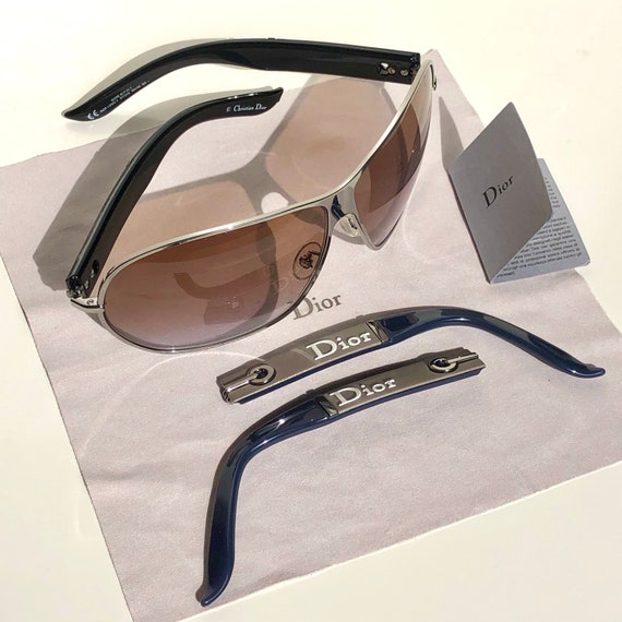Christian Dior sunglasses model Logo 2 vintage ea… - image 5