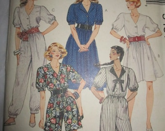 5451 Vintage Design GIRL//DOLL DRESS Pattern to Crochet Reproduction