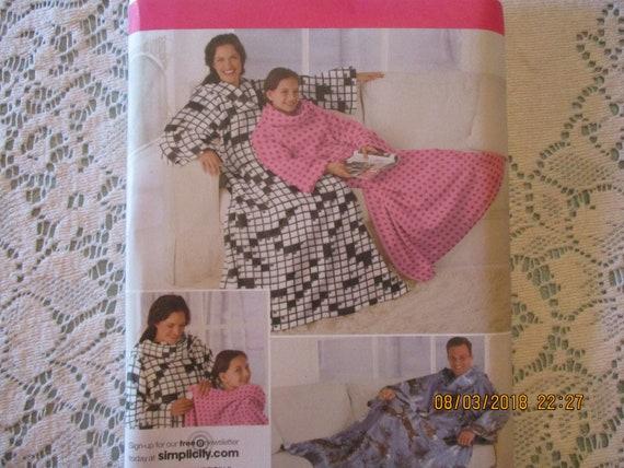 Sewing Patterns Fleece Blanket Pattern Patterns Craft Etsy Simple Fleece Blanket Pattern