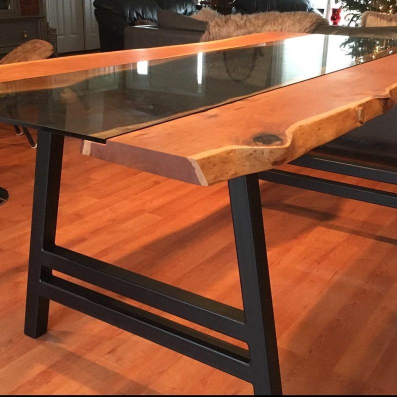 Metal table legs, metal legs, diy, A, A-frame table legs, coffee table legs, kitchen table legs, legs A-Frame Table Legs