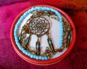 Shaman Jewelry set with n...
