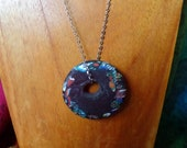 Zest for life necklace-fo...