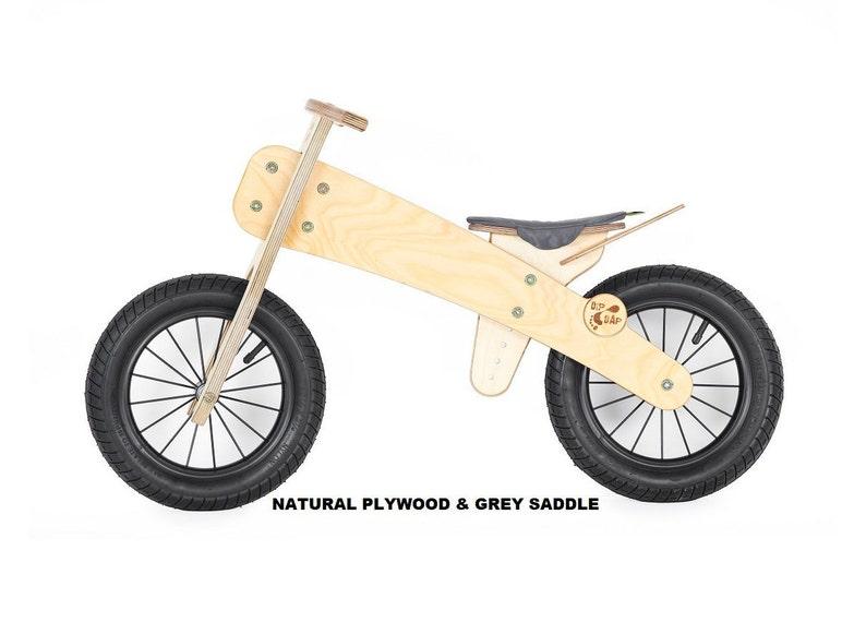 Wooden Balance Bike Wood Bicycle Kids Bicycle Montessori Materials Toddler Bike Balance Bicycle Toddler Gift Wood Bike Montessori Toys