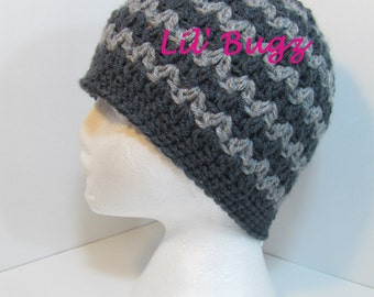 5c94bbe738c crochet messy bun hat