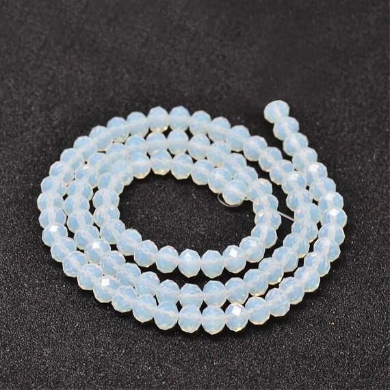 100 pièces Cire perles 8 mm vert bastelperlen perles chaînes