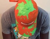 Nickelodeon Slime Inspired- Dad Hat