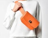 Leather Fanny Pack, Leather Bag, Hip Bag, Women fanny Bag, Belt Bag, Fanny Pack, Leather Belt Bag, Bum Bag For Woman, Money Belt