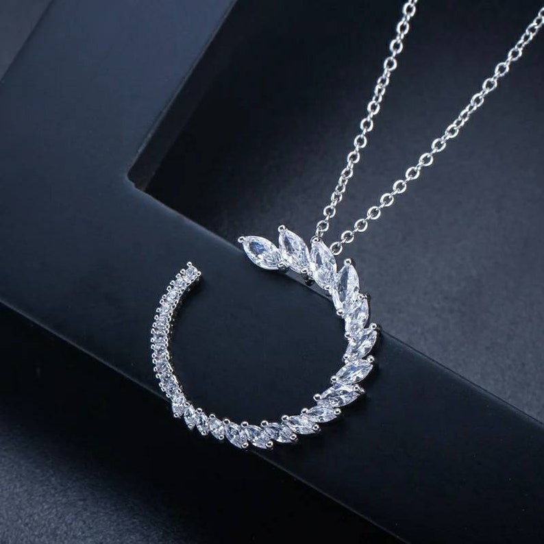 Dimond Crystal jewelry set...