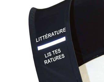 Littérature lis tes ratures
