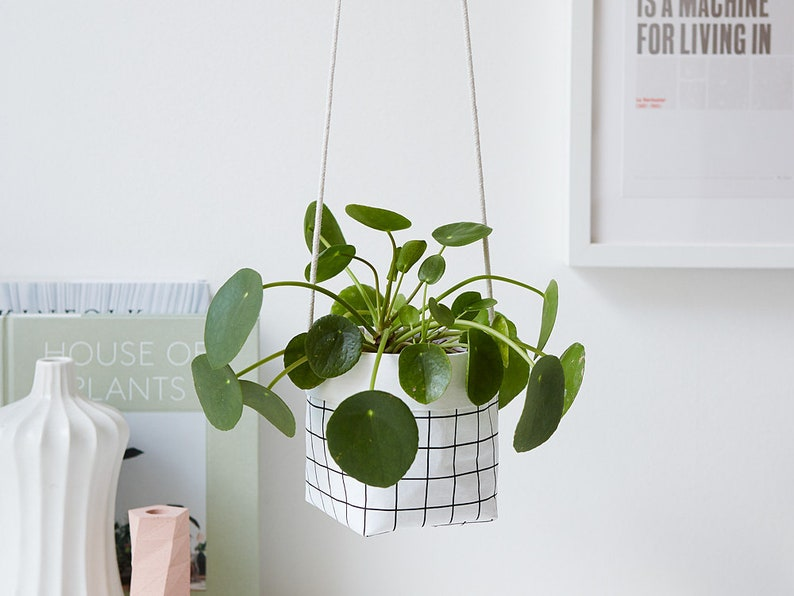 Hanging Planter  Grid Medium image 0