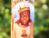 Notorious BIG Biggie Prayer Candle
