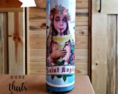 Customized Prayer Candle - Be A Saint!