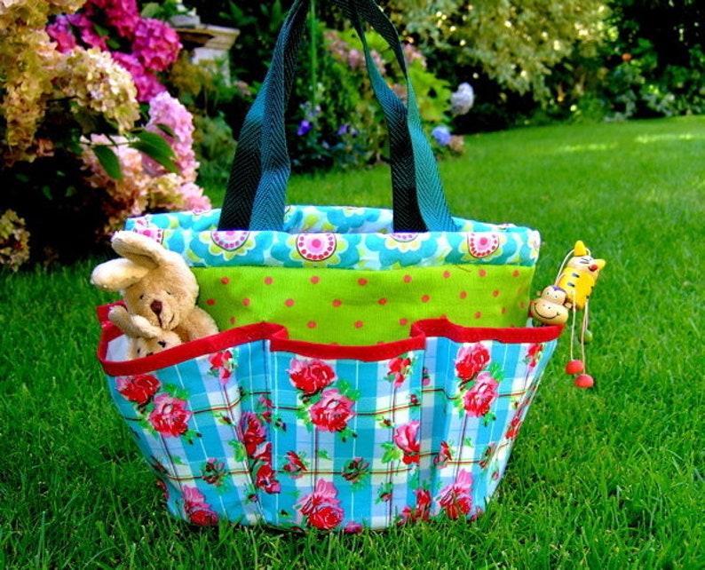 ebook/guide for gardener bag Easter Basket image 0