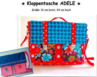 ebook Guide for a flap bag Adele