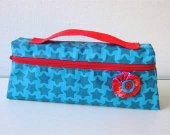 ebook/Instructions for a cosmetic bag