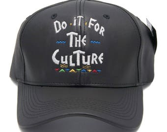 Do it for the culture dad hat