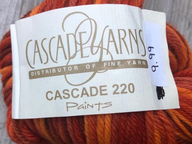 Cascade 220 Paints Color 9721