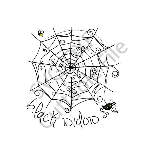 Black Widow Diagram
