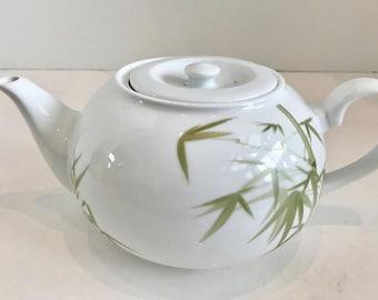 Zen Fine Translucent Porcelain 5 Cup Teapot