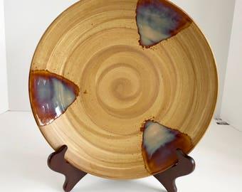 Sango Splash 4951 11  Dinner Plate & Sango dinnerware | Etsy