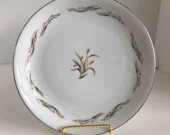 "Vintage Hira Fine China Japan Nora Pattern 4181 10"" Dinner Plate"