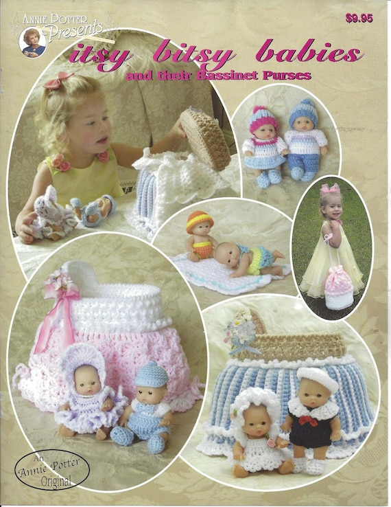 Ravelry: Crochet Doll Cradle Purse pattern by bobwilson123 | 738x570