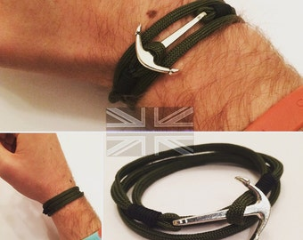 KMP Nautical Infinity Paracord Bracelet
