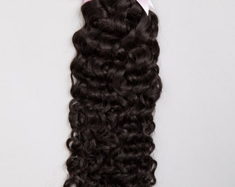 PERUVIAN VIRGIN REMY Human Hair Extension, 100% Genuine Grade 7A Unprocessed Virgin Remy Human Hair. * Free Shipping