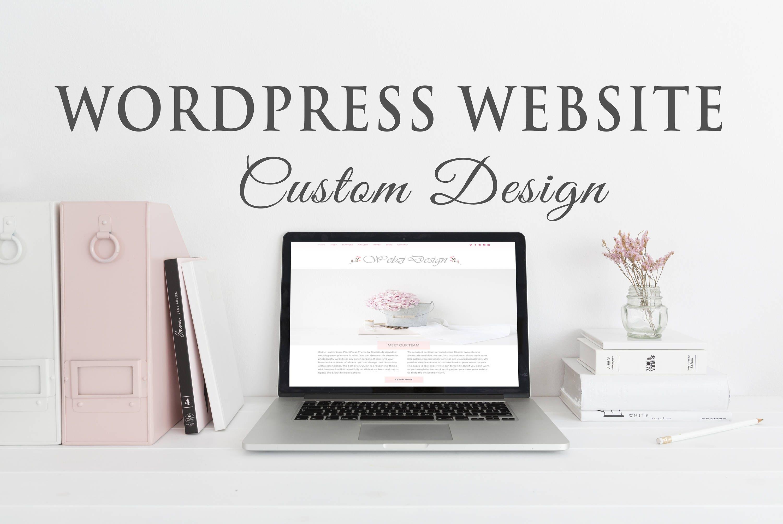 Custom Website Design, Web Design, Individual Website, Blog, Wedding  Website, Brand Website, Professional Website, Wordpress Website