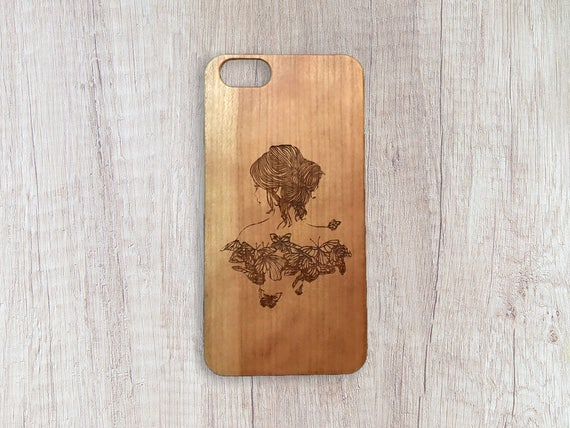 on sale 14b9a 2e708 The Beauty - Personalised Wooden Phone Case